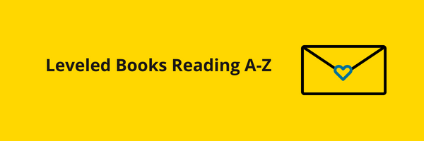 Reading A-Z leveled readers
