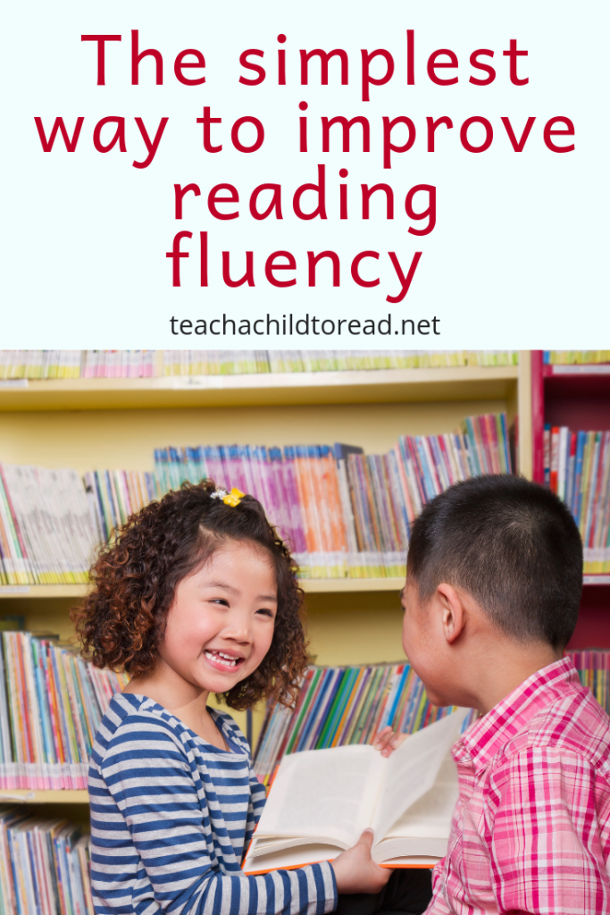 The Best Way to Improve Reading Fluency for Beginning Readers