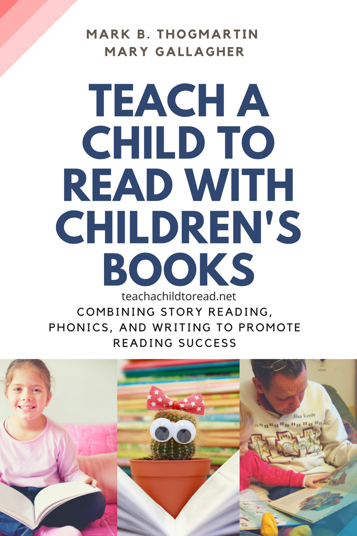 teach a child to read with children's books and raise a lifelong reader