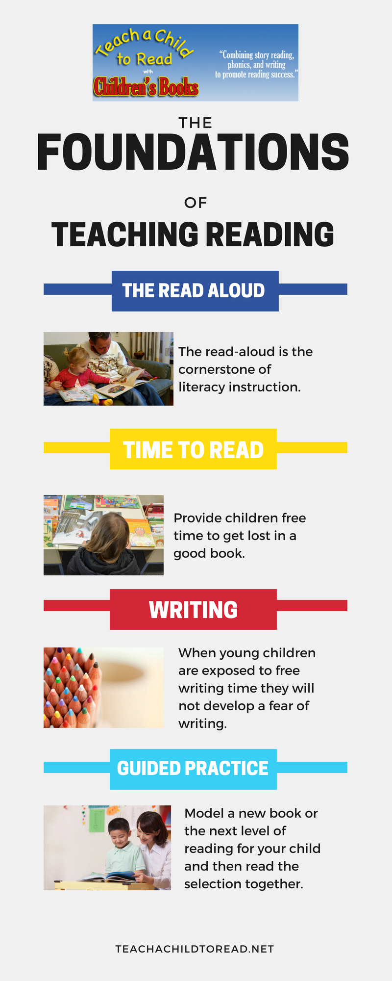 good reading habits for a foundation of reading